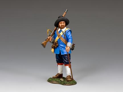 PnM019B - Standing Musketeer