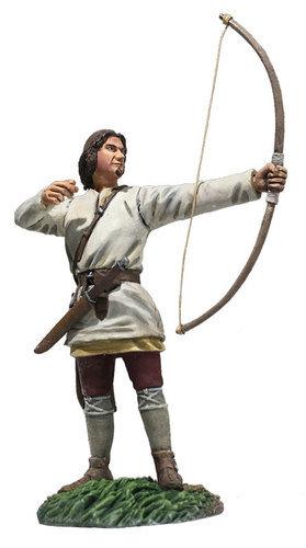 """62128 - """"Osfirth"""" Saxon Archer No.2 Arrow Loosed"""