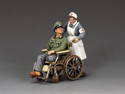 WH009 - Disabled Officer & Nurse