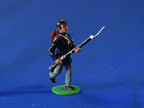 CORD-0452 - Union Infantry - Alymer - ACW - 54mm Metal No Box