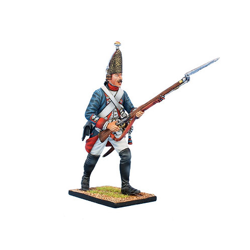 SYW052 - Prussian Grenadier Advancing #1