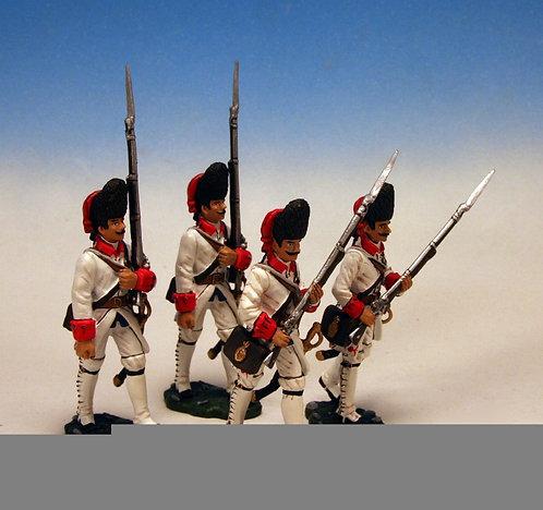 IFGW.2 - 2 Marching, 2 Advancing, Regiment De La Reine, Grenadier Company