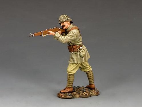 AL085 - Turkish Soldier Standing Firing