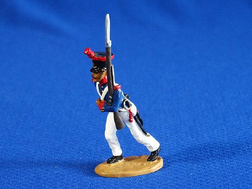 CORD-AL028-Mexican Grenadiers Advancing - Alamo - Unknown Manufacturer - 54mm