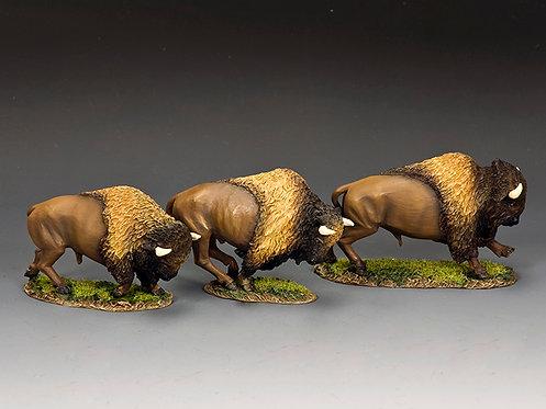 """TRW159 - """"Running Buffalo"""" Set #1"""