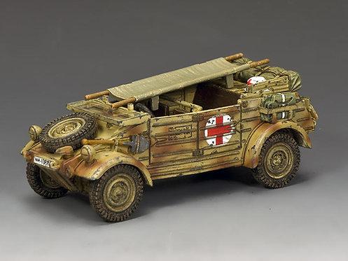 """WH094 - The """"Afrika Korps"""" Kubelwagen Ambulance"""