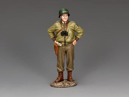 DD295 - General Omar Bradley