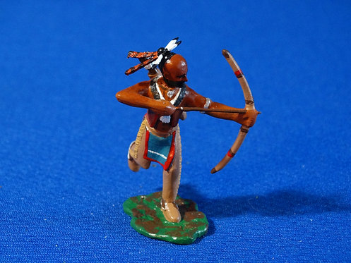 LM-301H - Huron Indian Running Shooting Bow and Arrow - FIW - LeMans