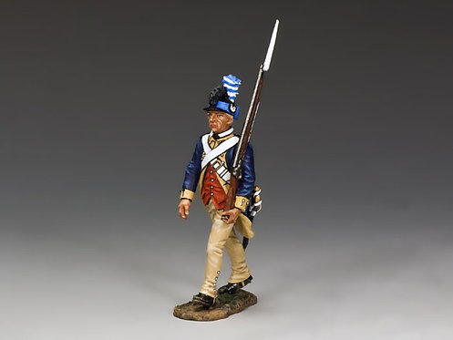 AR075 - Colonial Guardsman Marching