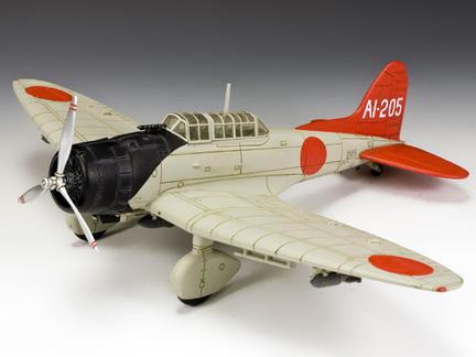 """JN042 - The Aichi D3A1 """"Val"""""""