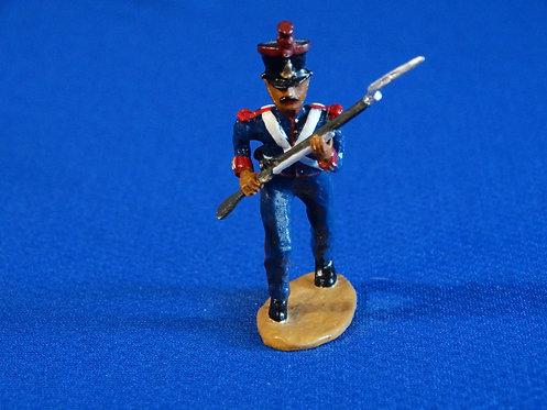 CORD-AL260 - Mexican Fusilero Advancing - Alamo - Unknown Manufacturer -