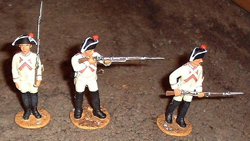 17541 - 18th French Gratinois Regiment