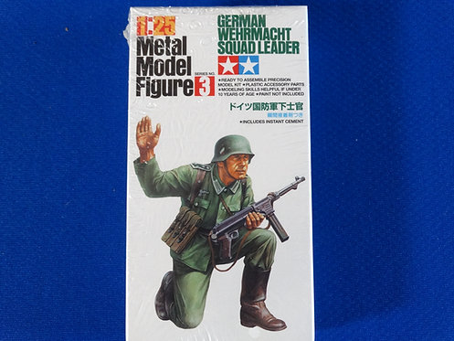 COJG-199 - German Wehrmacht Squad Leader (Single Figure) - German WWII - Tamiya