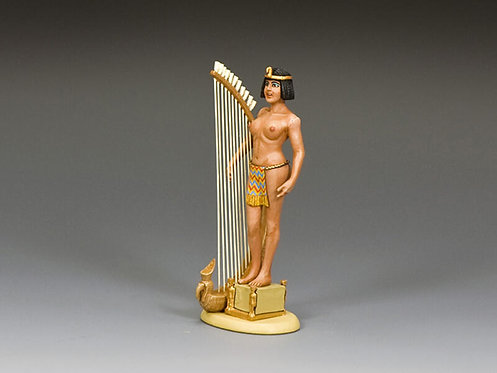 AE079 - The Egyptian Harpist