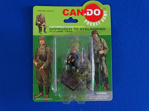 COJG-134 - German Approach to Stalingrad - Dragon Can-Do Army 1:35 Scale