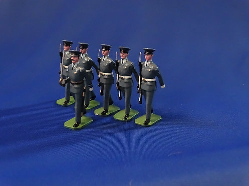 COMS-60 -The Royal Air Force 1950, 1 Sergeant, 5 Other Ranks Marching