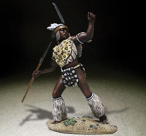 20178 - Zulu uThulwana Regiment Throwing Spear