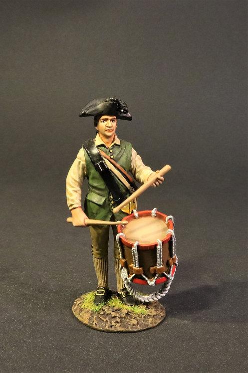 DAM-08A - Militia Drummer