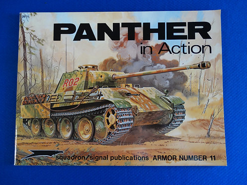 COJG-143 - Panther in Action by Bruce Culver - Squadron Publications