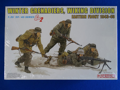 COJG-218 - German Winter Grenadiers, Wiking Div. (Eastern Front 1943-45)