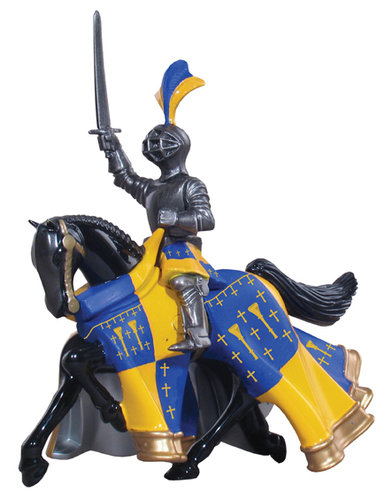 48703 - Sir Roger de Trumpington Mounted
