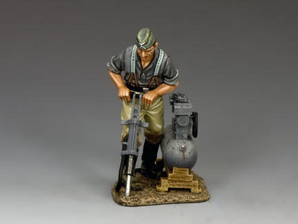 WH028 - Engineer with Drill