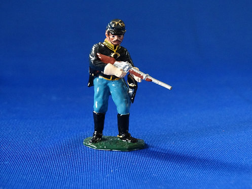 CORD-1182 - Union Dismounted Cavalry Trooper (Glossy)  - ACW - Guard Corps