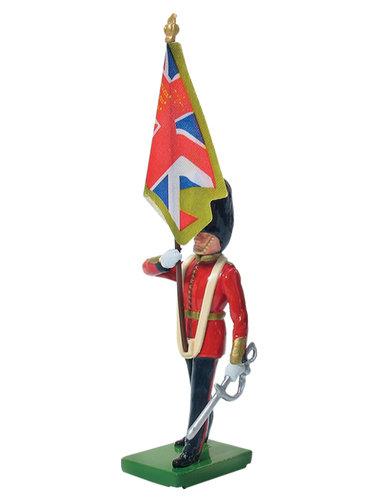 43051 - Scots Guard Colour Bearer, Regimental Colour