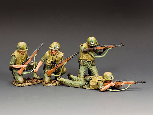 "VN070 - ""The M14 Marines In Action Set"""