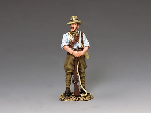 AL072 - Dismounted Rifleman