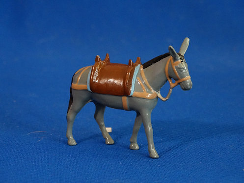TY029 - Pack Mule/Donkey - Trophy - 54mm Metal - No Box