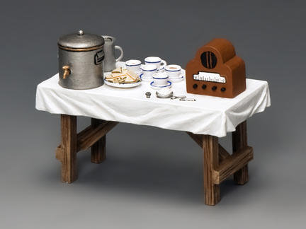 RAF064 - Tea & Sandwich Table