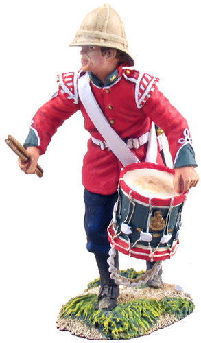 20065 - British 24th Foot Drummer Boy No.1