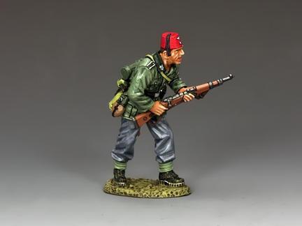 WS257 - Advancing Rifleman