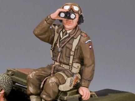DD164 - Dingo Commander