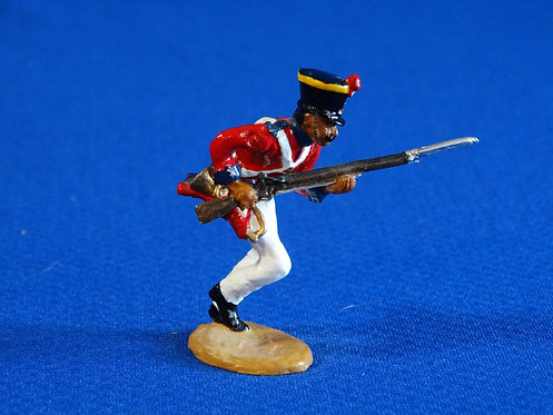 CORD-AL324 - Mexican Bugler Advancing - Alamo - Unknown Manufacturer - 54mm