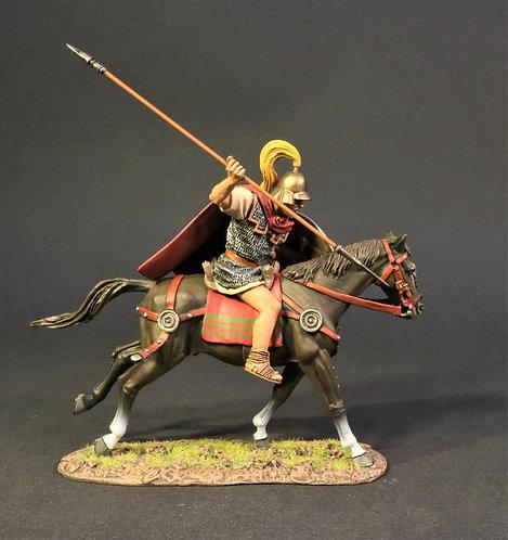 MRRCAV-02R - Roman Cavalry, the Roman Army of the Mid Republic