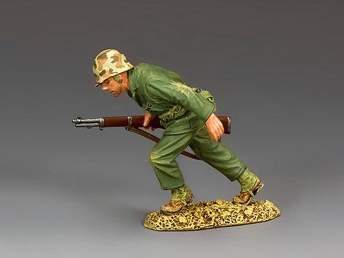 USMC029 - Running Marine