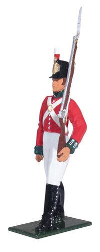 44049 - Private, 49th Foot Battalion Company, 1806-1812