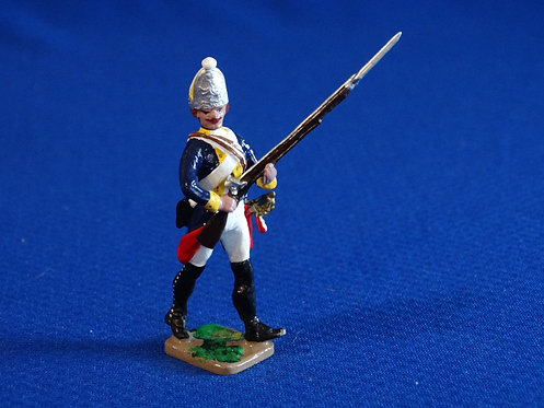 CORD-RA0242 - Prussian/Hessian Grenadier Advancing - AWI - Imrie Risley - 54mm
