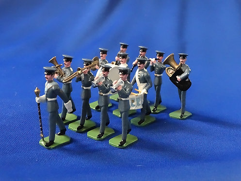 COMS-82 - The Royal Air Force 1950, Marching Band - 12 Figures