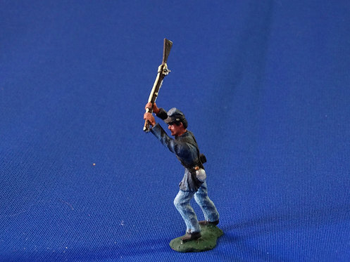 CORD-0476-Union Infantry - Unknown Manufacturer - ACW - 54mm Metal No Box