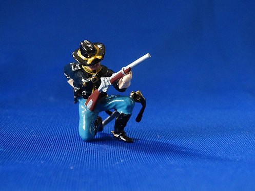 CORD-1203 -Union Dismounted Cavalry Trooper (Glossy) - ACW - Guard Corps - 54mm
