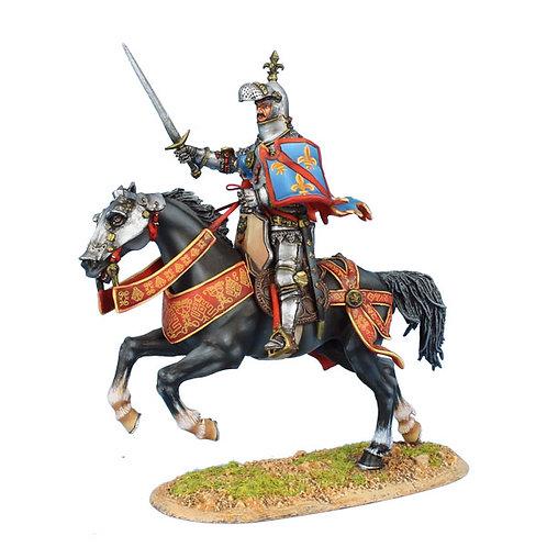 MED042 - French Commander Louis de Bourbon-Preaux
