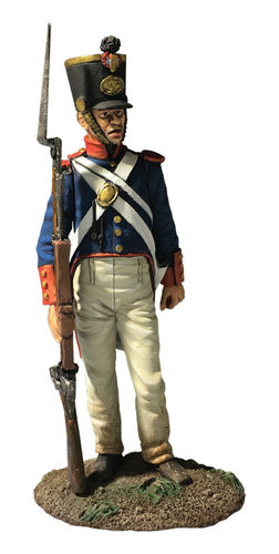 10064 - Mexican Infantry No.1, 1836