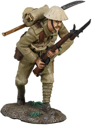 23046 - 1916 British Infantry Advancing No.3