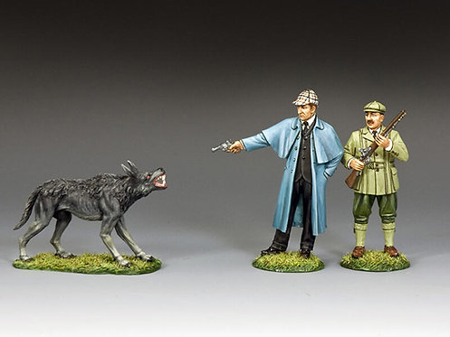 WOD070 - Sherlock Holmes & The Hound of the Baskervilles