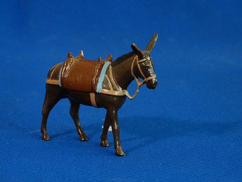 TY027 - Pack Mule/Donkey - Trophy - 54mm Metal - No Box