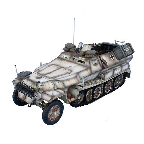 VEH018 - SdKfz 251/1 Ausf C Half-Track - 14th Panzer Division