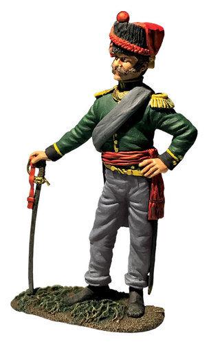 36183 - Nassau Grenadier Officer No.1, 1815